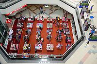 PHILIPPINES, Manila, Pasig City, shopping mall Robinson Galleria / PHILIPPINEN, Manila, Pasig City, Einkaufszentrum Robinson Galleria