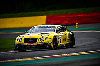 #9 BENTLEY TEAM ABT (DEU) BENTLEY CONTINENTAL GT3 NICO VERDONCK (BEL) CHRISTER JONS (DEU) JORDAN PEPPER (ZAF) PRO CUP