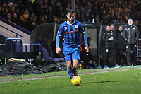 Joe Rafferty (Rochdale AFC)  during the Sky Bet League 1 match between Rochdale and Plymouth Argyle at Spotland Stadium, Rochdale, England on 15 December 2018. Photo by James  Gill / PRiME Media Images.