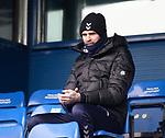 13.02.2021 Rangers v Kilmarnock: Kyle Lafferty