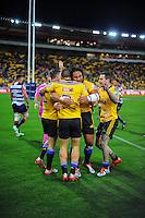 150327 Super Rugby - Hurricanes v Rebels