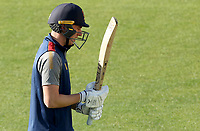 Daniel Lawrence of Essex leaves the batting nets during Essex CCC vs Kent CCC, Friendly Match Cricket at The Cloudfm County Ground on 30th March 2021