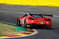 #67 KESSEL RACING (CHE) FERRARI 488 GT3 MUROD SULTANOV (RUS) PAOLO RUBERTI (ITA)