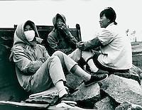 Arbeiterinnen in China1980