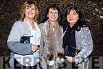 Siobhan Moore, Jacinta O'Hara and Carol Curran enjoying the evening in Cassidys on Saturday