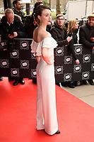 Jennifer Kirby<br /> arriving for TRIC Awards 2018 at the Grosvenor House Hotel, London<br /> <br /> ©Ash Knotek  D3388  13/03/2018
