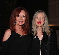 "General Hospital Jacklyn Zeman ""Bobbie Spencer"" poses with her sister Carol. Jackie  is honorary chair of The 29th Annual Jane Elissa Extravaganza which benefits The Jane Elissa Charitable Fund for Leukemia & Lymphoma Cancer, Broadway Cares and other charities on November 14, 2016 at the New York Marriott Hotel, New York City presented by Bridgehampton National Bank and Walgreens.  (Photo by Sue Coflin/Max Photos)"