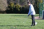 Street Golf<br /> 15.02.16<br /> ©Steve Pope - Sportingwales