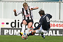 07/08/2010   Copyright  Pic : James Stewart.sct_jsp009_falkirk_v_dunfermline  .::  MARK MILLAR GETS A RED CARD FOR THIS CHALLENGE ON WULLIE GIBSON ::  .James Stewart Photography 19 Carronlea Drive, Falkirk. FK2 8DN      Vat Reg No. 607 6932 25.Telephone      : +44 (0)1324 570291 .Mobile              : +44 (0)7721 416997.E-mail  :  jim@jspa.co.uk.If you require further information then contact Jim Stewart on any of the numbers above.........