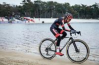 Denise Betsema (NED/Pauwels Sauzen-Bingoal)<br /> <br /> Women's elite Race <br /> Zilvermeercross Mol (BEL) 2021<br /> <br /> ©Kramon
