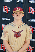 Cameron Ostmark during the Under Armour All-America Tournament powered by Baseball Factory on January 17, 2020 at Sloan Park in Mesa, Arizona.  (Mike Janes/Four Seam Images)