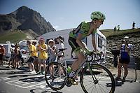 Daniel Martin (IRL/Cannondale-Garmin) up the Col du Tourmalet (HC/2115m/17km/7.3%)<br /> <br /> st11: Pau - Cauterets (188km)<br /> 2015 Tour de France