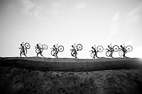 CX Chain Gang<br /> <br /> Jaarmarktcross Niel 2014