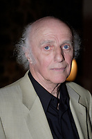 May 7, 2007 File Photo -  Gilles Vigneault attend ,<br /> Claude Dubois DUOS Album launch at Auberge Saint-Gabriel in Old-Montreal,