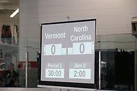 105 Vermont vs North Carolina