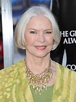 Ellen Burstyn attends The L.A. Premiere of Summit Entertainment's DRAFT DAY held at The Regency Village Theatre in Westwood, California on April 07,2014                                                                               © 2014 Hollywood Press Agency