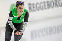 26th December 2020; Thialf Ice Stadium, Heerenveen, Netherlands;  World Championships Qualification Tournament WKKT. 1500m ladies, Irene Wust during the WKKT
