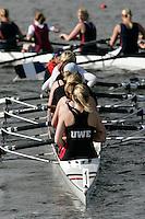 BUSA 2007 Rowing Championships