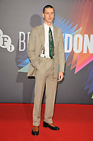 """Harris Dickinson at the 65th BFI London Film Festival """"The Souvenir Part II"""" The Londoner gala, Royal Festival Hall, Belvedere Road, on Friday 08th October 2021, in London, England, UK. <br /> CAP/CAN<br /> ©CAN/Capital Pictures"""