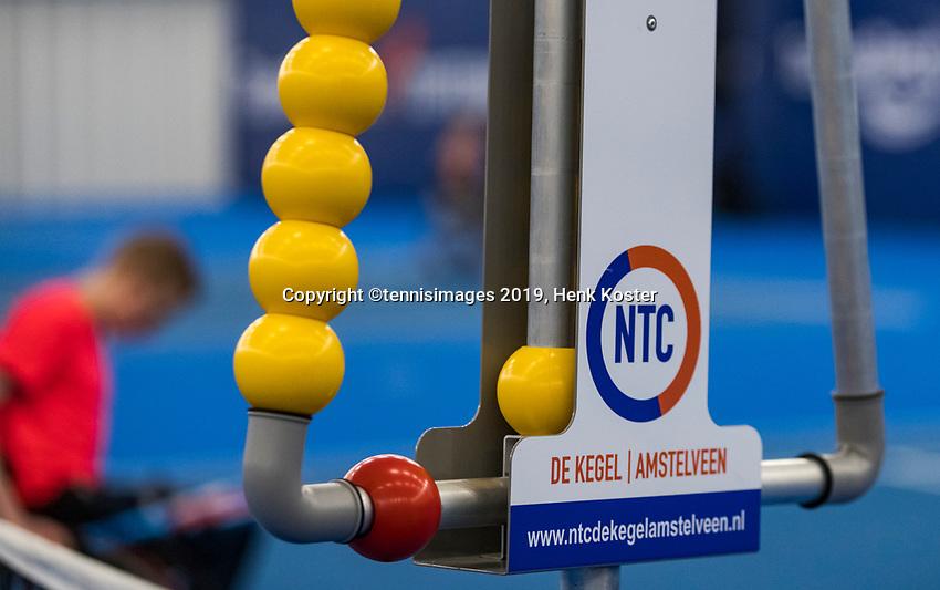 Amstelveen, Netherlands, 8  December, 2020, National Tennis Center, NTC, NKR, National  Indoor Wheelchair Tennis Championships, scoreboard<br /> Photo: Henk Koster/tennisimages.com
