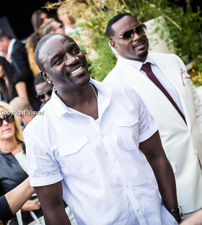 Akon SOIREE AMBER LOUNGE MONACO 2016