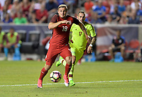 Sandy, UT - Saturday June 3, 2017: The U.S. Men's National team and Venezuela play to a 1-1 tie during an international friendly tune up match leading up to their WCQ Hex games at Rio Tinto Stadium.