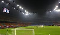 Milano  13-12-2020<br /> Stadio Giuseppe Meazza<br /> Campionato Serie A Tim 2020/21<br /> Milan - parma<br /> nella foto:  Paolo Rossi                                                        <br /> Antonio Saia Kines Milano