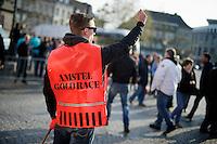 Amstel steward <br /> <br /> 50th Amstel Gold Race 2015