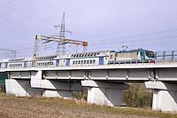 - Trenitalia, high density interregional train on the Milan-Brescia line<br /> <br /> - Trenitalia, treno interregionale ad alta densità sulla linea Milano-Brescia