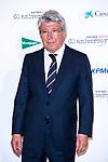 Enrique Cerezo president of Atletico de Madrid attends 60th Anniversary of Europa Pressin Madrid, May 30, 2017. Spain.. (ALTERPHOTOS/Rodrigo Jimenez)