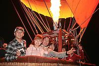 20120401 April 01 Hot Air Balloon Cairns