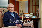 Michael O'Connor who celebrated his 108th birthday on Wednesday.