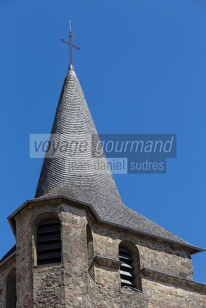 France, Aquitaine, Landes, Aire-sur-l'Adour,  L'ancienne cathédrale Saint-Jean-Baptiste // France, Aquitaine, Landes, Aire sur l'Adour, the old Cathedral