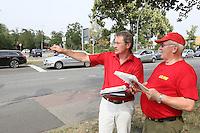 12.08.2015: Stichprobe des ACE in Rüsselsheim