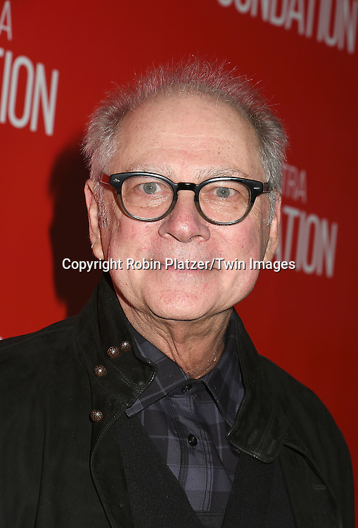 director Barry Levinson attends the Grand Opening of SAG-AFTRA Foundation Robin Williams Center on October 5, 2016 at The Robin Williams Center in New York, New York, USA.<br /> <br /> photo by Robin Platzer/Twin Images<br />  <br /> phone number 212-935-0770