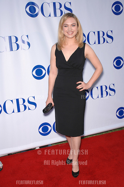 """Moonlight star Sophia Myles at the CBS Summer Press Tour """"Stars Party 2007"""" on the Wadsworth Theatre Great Lawn..July 20, 2007  Los Angeles, CA.Picture: Paul Smith / Featureflash"""