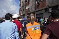 Recife (PE), 17/02/2020 - Carnaval-Recife - Equipes da Secretaria de Defesa Social (SDS) e da Prefeitura do Recife realizaram, nesta segunda-feira (17), a ultima vistoria pelo percurso do maior bloco de Carnaval do mundo, que ganha as ruas da capital pernambucana no Sabado de Ze Pereira (22). A vistoria no bairro de Sao Jose, contou com a participacao de agentes das policias Civil e Militar, do Corpo de Bombeiros, do Conselho Regional de Engenharia e Agronomia de Pernambuco (Crea-PE), da Defesa Civil, da Companhia Energetica de Pernambuco (Celpe), e de outros orgaos municipais de Controle Urbano. (Foto: Pedro De Paula/Codigo 19/Codigo 19)