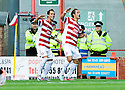 11/09/2010   Copyright  Pic : James Stewart.sct_jsp015_hamilton_v_rangers  .:: MARCO PAIXAO CELEBRATES WITH TWIN FLAVIO PAIXAO AFTER HE SCORES HAMILTON'S GOAL ::.James Stewart Photography 19 Carronlea Drive, Falkirk. FK2 8DN      Vat Reg No. 607 6932 25.Telephone      : +44 (0)1324 570291 .Mobile              : +44 (0)7721 416997.E-mail  :  jim@jspa.co.uk.If you require further information then contact Jim Stewart on any of the numbers above.........