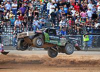 18-20 March 2011, Chandler, Arizona, USA Johnny Greaves, Toyota Tundra.©2011, Mark J. Rebilas