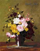 Malenda, FLOWERS, BLUMEN, FLORES, paintings+++++,USMT509,#f#, EVERYDAY ,oil paintings