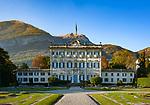 Italy, Lombardia, comunity Tremezzina - district Tremezzo: Villa La Quiete | Italien, Lombardei, Gemeinde Tremezzina - Ortsteil Tremezzo: Villa La Quiete