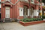 Side Door, Consul's Residence In Yichang (Ichang).
