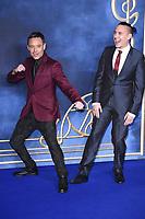 "Simon Wan<br /> arriving for the ""Fantastic Beasts: The Crimes of Grindelwald"" premiere, Leicester Square, London<br /> <br /> ©Ash Knotek  D3459  13/11/2018"