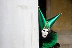 Carnevale 2008 Sensation, Venice, Italy