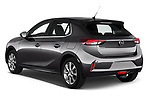 Car pictures of rear three quarter view of a 2020 Opel Corsa Elegance 5 Door Hatchback angular rear