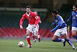 Wales v Paraguay 06