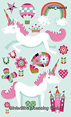 Lamont, GIFT WRAPS, GESCHENKPAPIER, PAPEL DE REGALO, paintings+++++,USGTTM0245,#gp#, EVERYDAY ,notebook,notebooks,unicorn,unicorns ,sticker,stickers