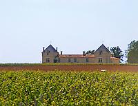 Chateau de Pez, Saint Estephe. Medoc Bordeaux Gironde Aquitaine France