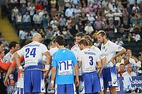 HSV bespricht sich - Tag des Handball, Rhein-Neckar Löwen vs. Hamburger SV, Commerzbank Arena
