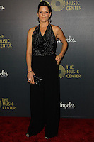LOS ANGELES, CA, USA - DECEMBER 06: Neve Campbell arrives at The Music Center's 50th Anniversary Spectacular held at The Music Center - Dorothy Chandler Pavilion on December 6, 2014 in Los Angeles, California, United States. (Photo by Celebrity Monitor)